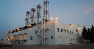 Проект Механизма чистого развития (МЧР) «Строительство ТЭЦ на ГП «Тиротекс», г. Тирасполь, Молдова»