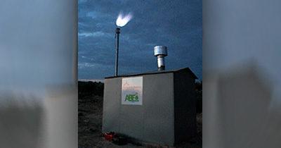 Feasibility study – LFG utilization Rivne MSW Landfill, Ukraine