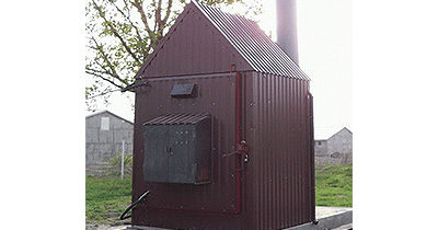 (EN) Development and Commercialization of Straw Fired Boilers of 100 – 1000 kW in Ukraine (250 kW)
