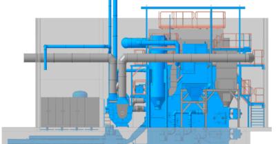 Розробка проєкту реконструкції існуючої котельної з встановленням котла потужністю 4 МВт на біопаливі