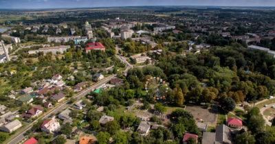 Перший крок у переході на використання відновних джерел енергії у місті Нововолинськ