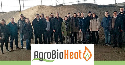 AgroBioHeat – a new Horizon 2020 project for promoting heating solutions based on agrobiomass in Europe