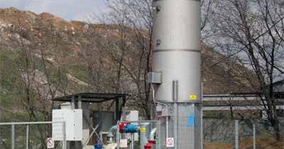 Строительство систем сбора и утилизации биогаза на полигонах ТБО Украины