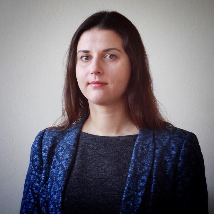 Олександра Трибой