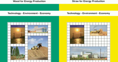 """(EN) Translation of brochures """"Wood for Energy Production"""" and """"Straw for Energy Production"""", issued by Danish Energy Agency, from English in Russian"""