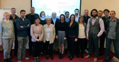 BIOPLAT-EU Project: the second project meeting in Kyiv, Ukraine